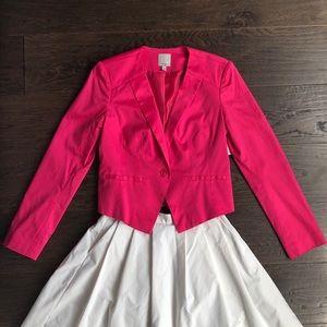 Nordstrom Halogen Pink Blazer